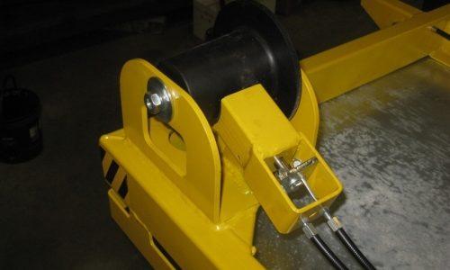 Carrello ferroviario manuale CP500F